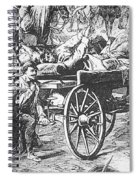Germany: Seven Weeks War Spiral Notebook