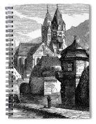 Germany: W�rzburg Spiral Notebook