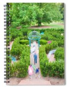 Get Lost Spiral Notebook