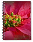 Get To The Heart Of It Spiral Notebook