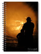 Getting The Job Done Spiral Notebook