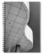 Getty 1 Spiral Notebook