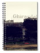 Ghirardelli Square Spiral Notebook