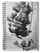 Giardini: Censer, C1714 Spiral Notebook