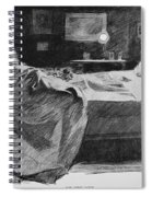 Gibson Art, 1897 Spiral Notebook