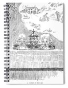 Gibson: Castle In The Air Spiral Notebook