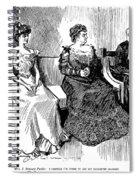 Drawings, 1900 Spiral Notebook
