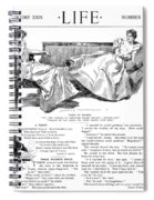 Gibson: Women, 1897 Spiral Notebook