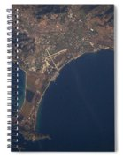 Giens Peninsula, France Spiral Notebook