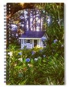 Gigi Armbrecht - Playhouse Spiral Notebook