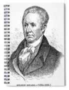 Gilbert Stuart (1755-1828) Spiral Notebook
