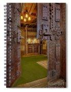Gillette Castle's Bar Spiral Notebook