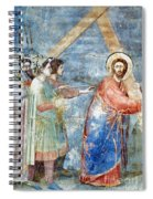 Giotto: Road To Calvary Spiral Notebook