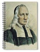 Giovanni Alfonso Borelli Spiral Notebook