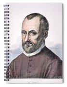 Giovanni Palestrina Spiral Notebook