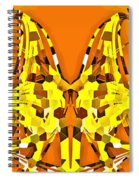 Giraffe-dragons Spiral Notebook