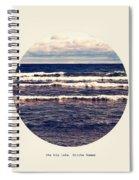 Gitche Gumee Spiral Notebook