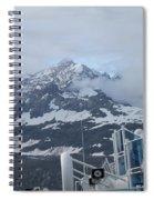 Glacier Bay In Its Majesty Spiral Notebook