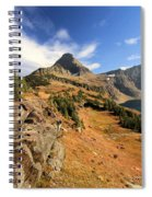 Glacier Hidden Lake Spiral Notebook