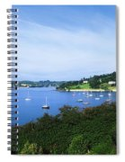 Glanmore Lake, Beara Peninsula, Co Spiral Notebook