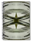 Glas Art Spiral Notebook