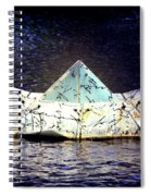 Glass Bottomed Boat Spiral Notebook