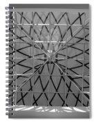 Glass Celing Spiral Notebook