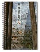 Glass Cutter. Belgrade. Serbia Spiral Notebook