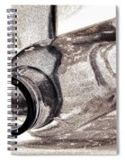 Glass Objects 2 Spiral Notebook