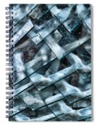 Glass Scales Spiral Notebook