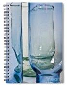 Glass Show Spiral Notebook