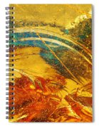 Glassworks Series-multicolor I Spiral Notebook