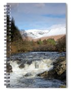 Glen Orchy Spiral Notebook