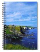 Glenarriff Falls, The Antim Glens, Co Spiral Notebook