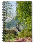 Glendalaugh 1 Spiral Notebook