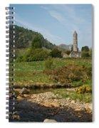 Glendalaugh Tower 14 Spiral Notebook