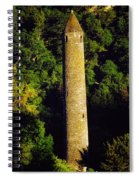 Glendalough, Co Wicklow, Ireland Round Spiral Notebook