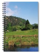 Glendalough, Co Wicklow, Ireland Saint Spiral Notebook