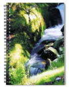 Glendalough, Co Wicklow, Ireland Spiral Notebook