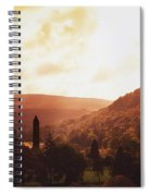Glendalough, County Wicklow, Ireland Spiral Notebook