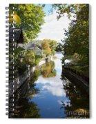 Glenora Point Spiral Notebook