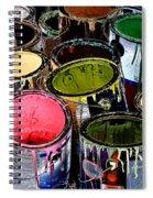 Glidden Spiral Notebook