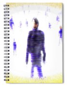 Glimpse Of Eternity Spiral Notebook