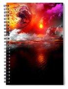 Global Warming- Spiral Notebook