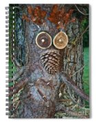 Gnarly Pete Spiral Notebook