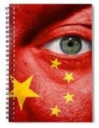 Go China Spiral Notebook