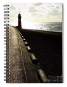 Go Forward Spiral Notebook