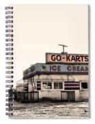 Go-karts - Wildwood New Jersey Spiral Notebook