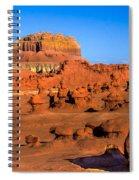 Goblin Valley State Park Spiral Notebook