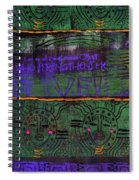 God Grants Us Immeasurable Strength Spiral Notebook